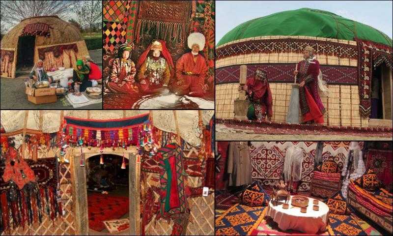 Türkmen Çadırı Nedir?