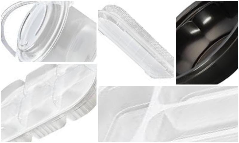 Tek Kullanımlık Plastik Sos Kapları