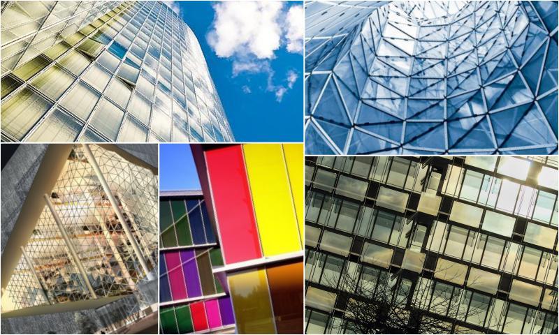 Glas Fassaden