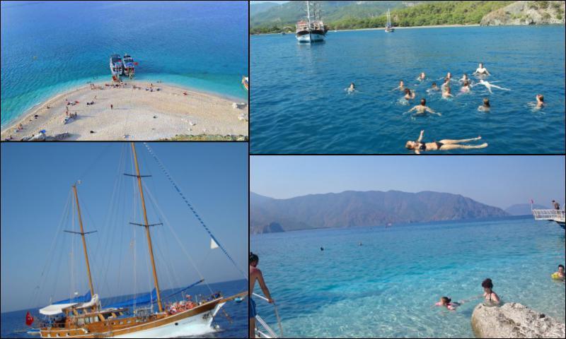 Hafta sonu Günübirlik Tekne Turları
