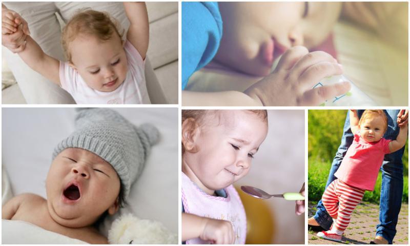 Bebeğinizin Bağımsız Olabilmesi İçin Yaş Gruplarına Göre Yapmanız Gerekenler