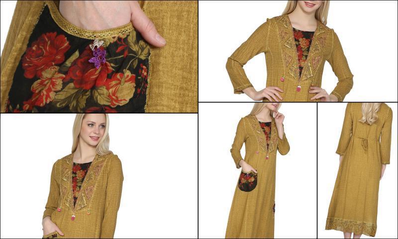Şile Bezi Bayan Elbiseler İle Nasıl Aksesuarlar Tercih Edilmelidir