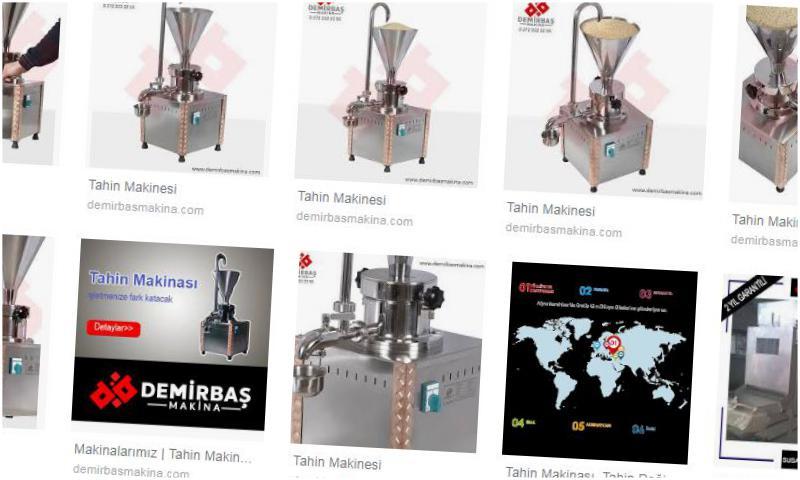 Susam İşleme Makinelerinin Avantajları