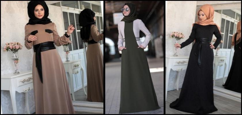 Ünlü Markaların Tesettür Giyim Modelleri