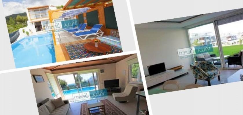Bodrum'da Villa Kiralayarak Tatil Yapabilirsiniz