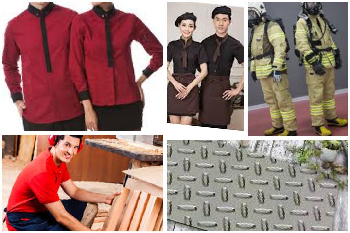 Çalışanlar İçin Koruyucu İş Kıyafetleri
