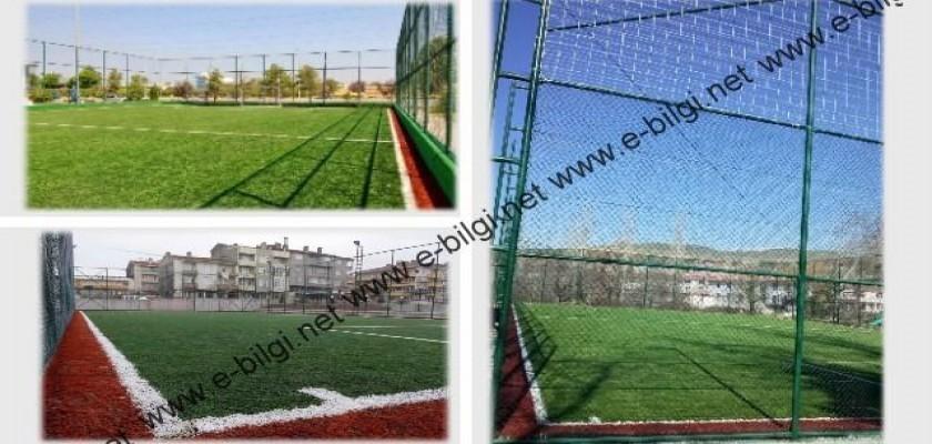 18-38 m'lik Ebatlarında Tenis Kortu Yapım Şartnamesi