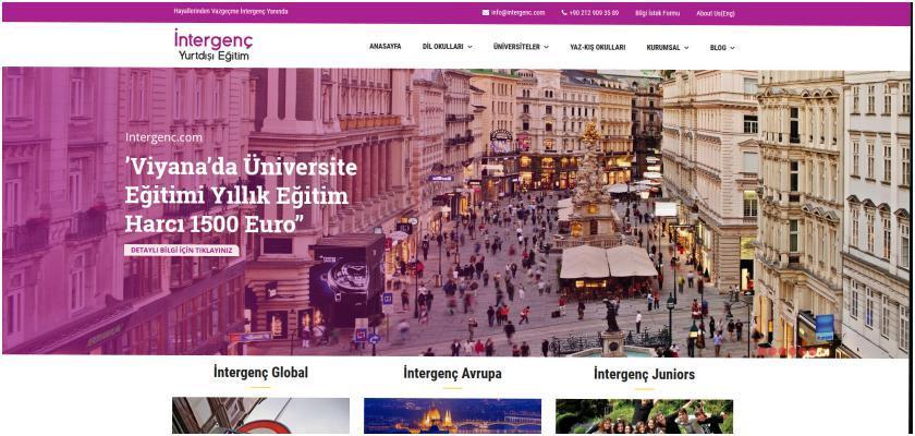 Yurt Dışı Yabancı Dil Eğitim Programı