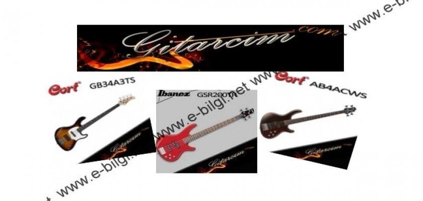 Bas Gitar Çeşitleri Nelerdir