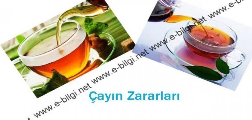 Çay Tüketimine Dikkat