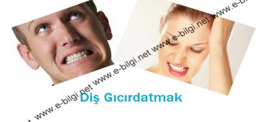 Diş Gıcırdatmanın Zararları