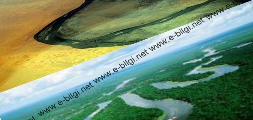 Dünyanın En Uzun Irmağı Kaç Kilometredir