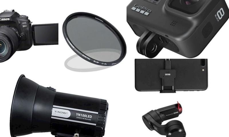 Dslr Özellikli Fotoğraf Makineleri