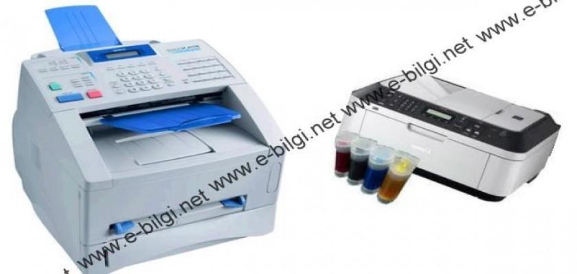 Fax Göndermiyor Ve Alamıyorsanız Eğer Ne Yapmak Gerekir