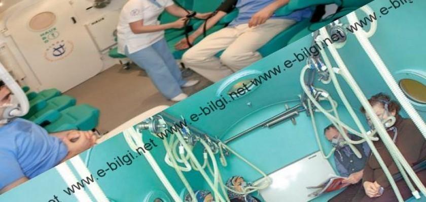 Hiberbarik Oksijen Tedavisi Nedir? Hangi Hastalıklarda Kullanılır?