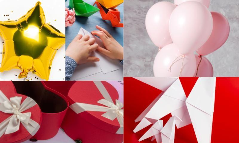 Doğum Günü Balonlar