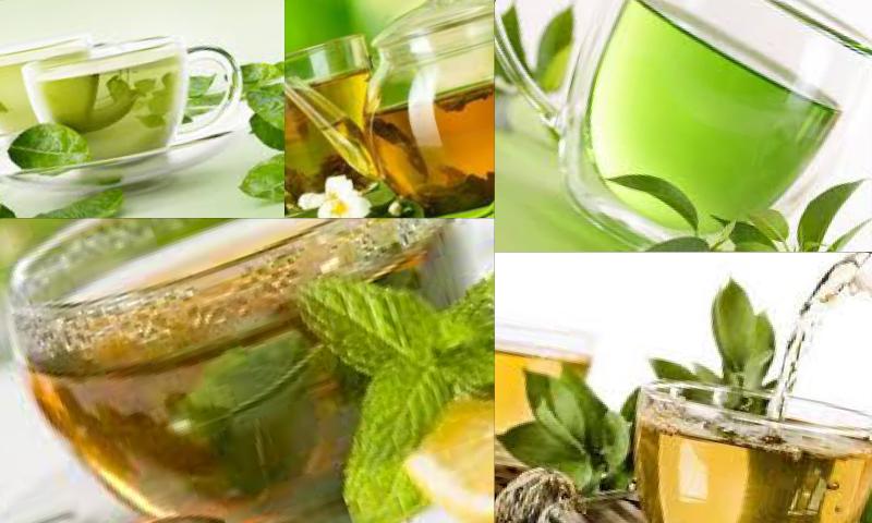 Yağ Yakma İçin Yeşil Çay