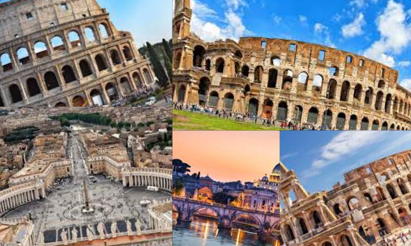 Roma Gezilecek Yerler Rehberi