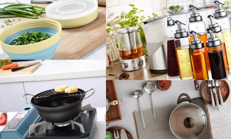 Mutfak Gereçlerinde Kaliteli Ürünler