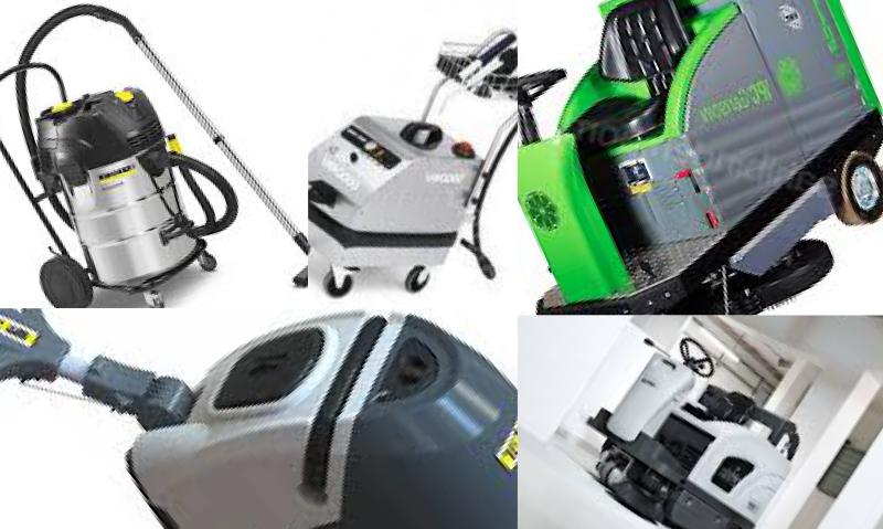 Zemin Temizlik Makinası Modelleri