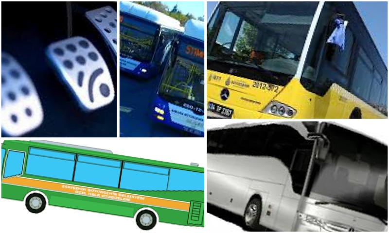 Belediye Otobüs Şoförü Nasıl Olunur?