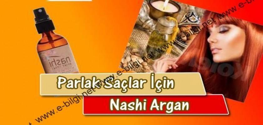 Nashi Argan Kullandınız Mı?