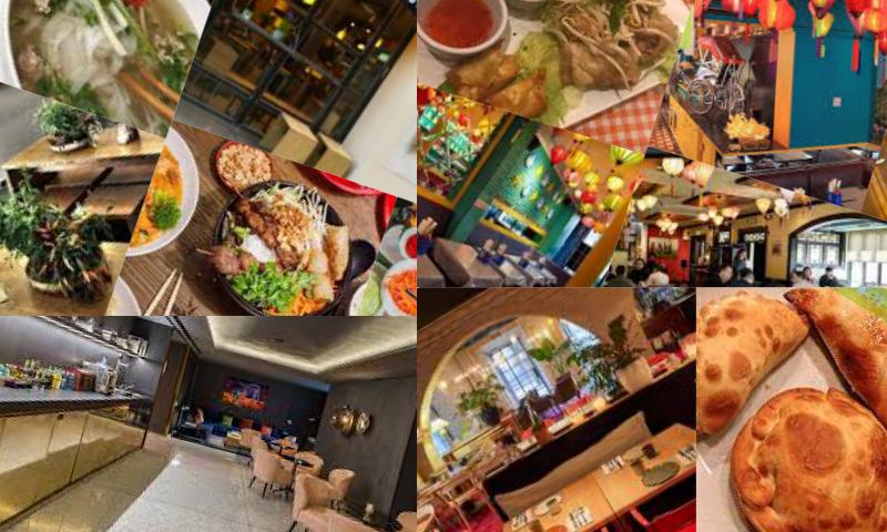 Restaurantes Gracia – Zarif Restoran