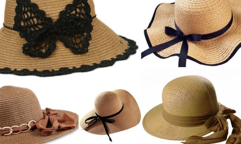 Kadınların Yazlık Şapka Seçimi