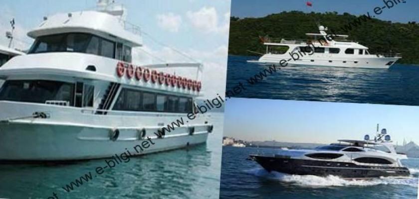 Şiirlere Ve Resimlere Konu Olan Boğazda Tekne Turlarına Katılabilirsiniz