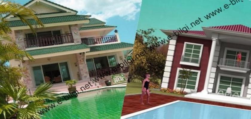 Tatil İçin Havuzlu Villa Nasıl Bulunur