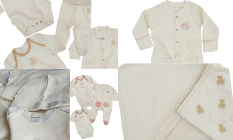 Bebekler için Antialerjik Giyim Ürünleri
