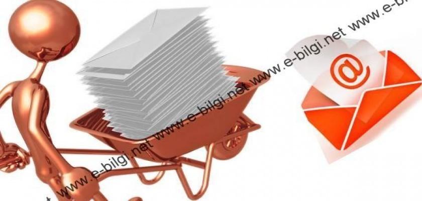 Toplu Mail Gönderimlerinde İstenmeyen Durumlar