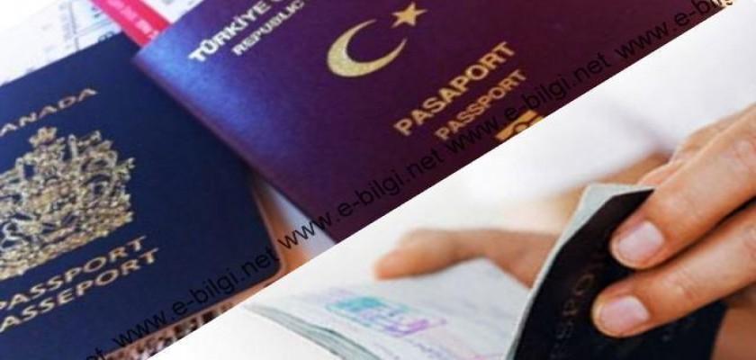 Türkiye ile Hangi Ülkeler Karşılıklı Vizeleri Kaldırdı