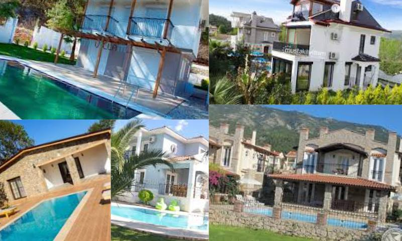 Tatil Villaları Nasıl Dekore Ediliyor?